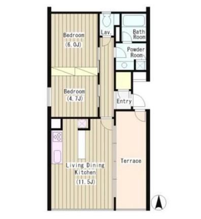 Graticcio503号室