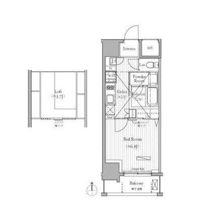 ミュゼ南麻布902号室