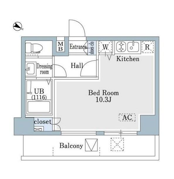SHOWN HATSUDAI501号室