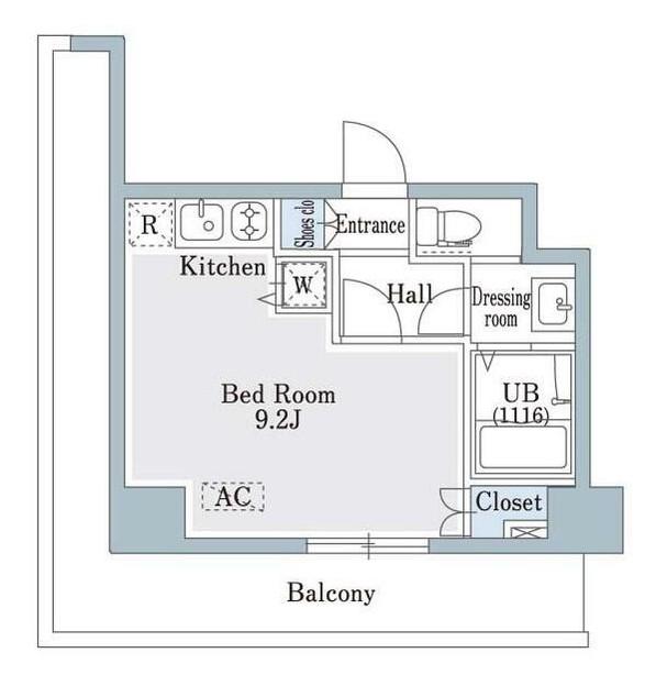 SHOWN HATSUDAI703号室