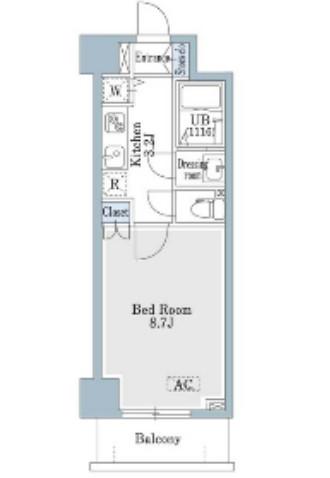 SHOWN HATSUDAI807号室