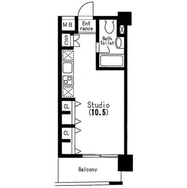 道玄坂スクエア704号室