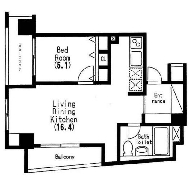 道玄坂スクエア801号室