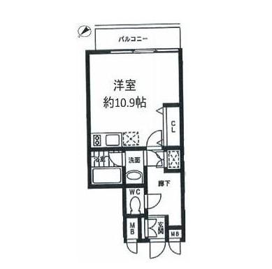エルスタンザ参宮橋203号室