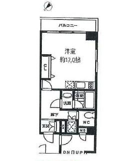 エルスタンザ参宮橋204号室