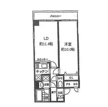 エルスタンザ参宮橋401号室