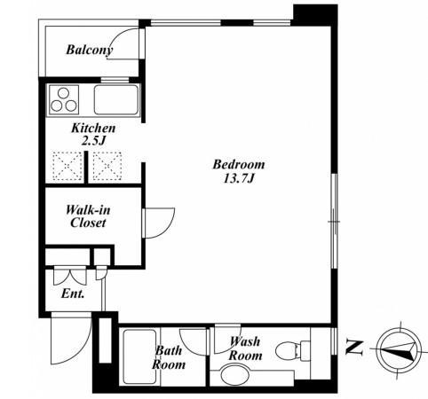 パレスサイドステージホームズ麹町301号室