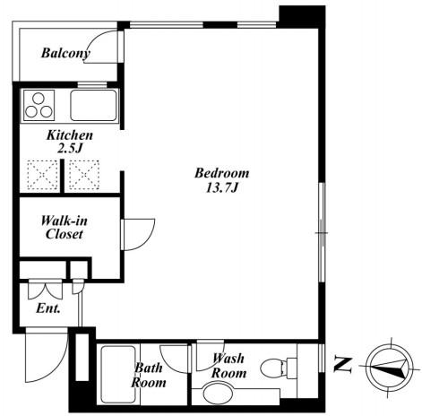 パレスサイドステージホームズ麹町601号室