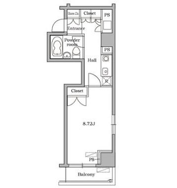 ハイリーフ芝大門305号室