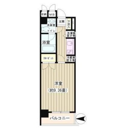 NONA PLACE渋谷神山町107号室