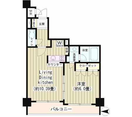 NONA PLACE渋谷神山町313号室