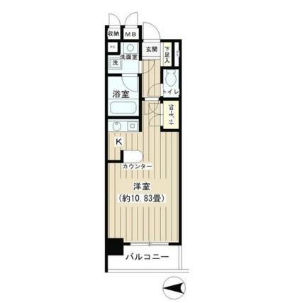 NONA PLACE渋谷神山町315号室