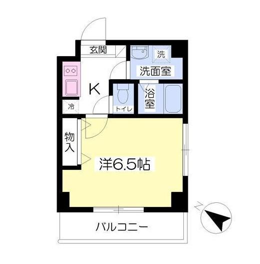 シャッツクヴェレ代々木502号室