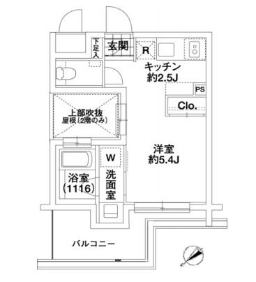 KDX代々木レジデンス211号室