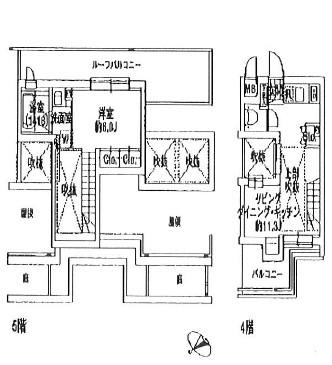 KDX代々木レジデンス410号室