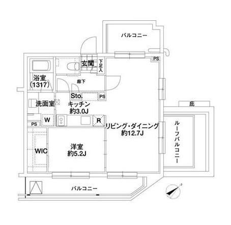 KDX代々木レジデンス501号室