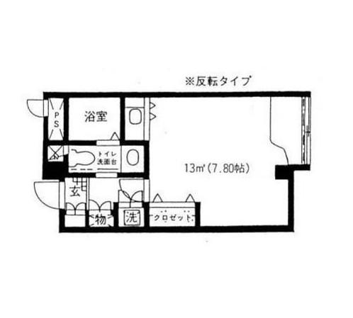 原宿東急アパートメント210号室