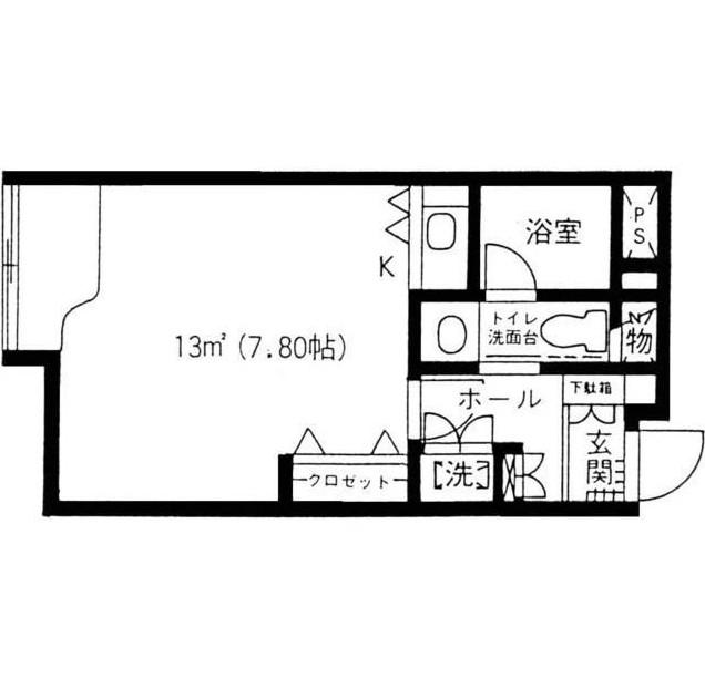 原宿東急アパートメント307号室