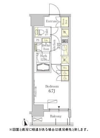 パークアクシス秋葉原East304号室