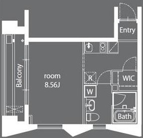 COURT23108号室