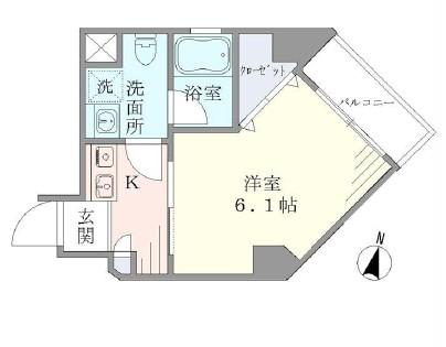 TKD本郷401号室