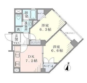 TKD本郷801号室