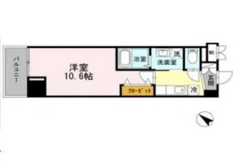 AVENIR渋谷本町302号室
