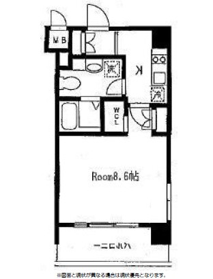 アーデン麻布十番803号室