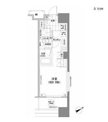 パークハビオ西新宿1001号室