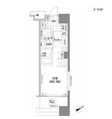 パークハビオ西新宿901号室