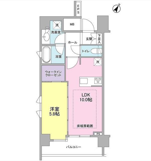 リヴェール赤坂902号室