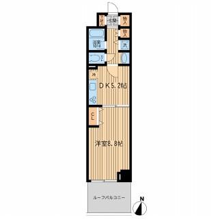 ルフォンプログレ幡ヶ谷305号室