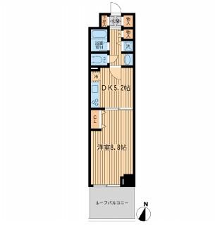 ルフォンプログレ幡ヶ谷805号室