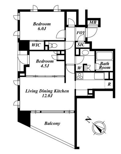 プレミアロッソ1101号室