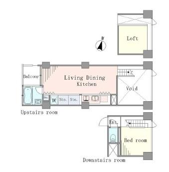 ベルメゾン南麻布grand206号室