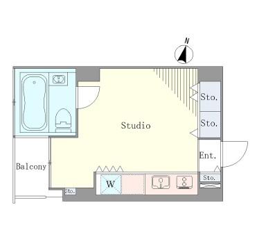 ベルメゾン南麻布grand401号室