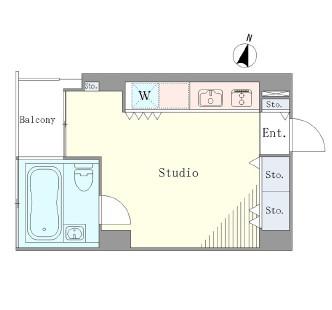 ベルメゾン南麻布grand803号室