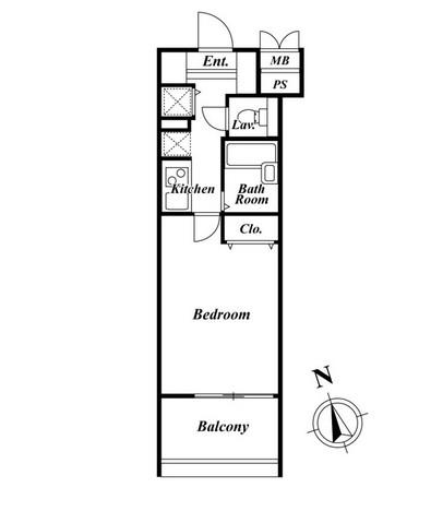 HF南麻布レジデンス1003号室