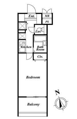 HF南麻布レジデンス 803号室