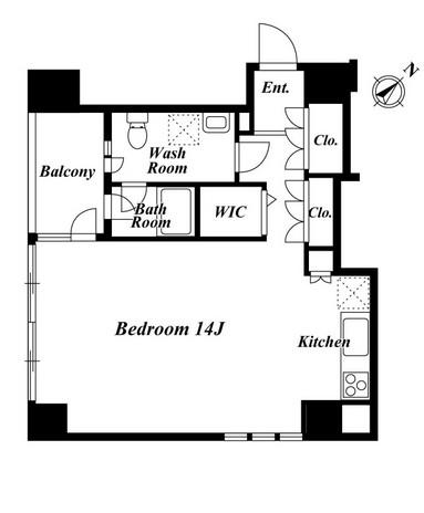 HF目黒レジデンス 401号室