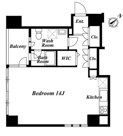 HF目黒レジデンス801号室