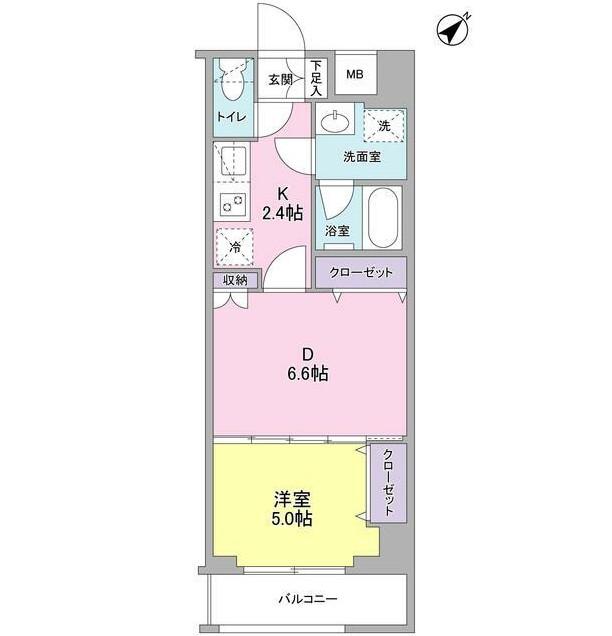 リヴェール神宮前202号室