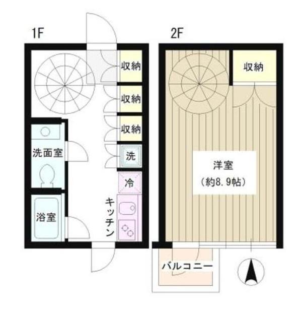 JOYCE広尾103号室