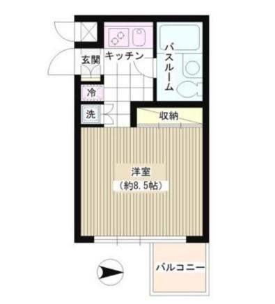 JOYCE広尾304号室