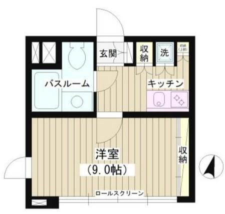 JOYCE広尾401号室