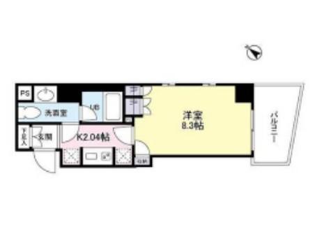 日本橋ミスモ703号室