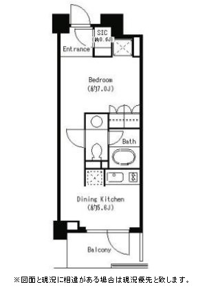 パークキューブ目黒タワー102号室