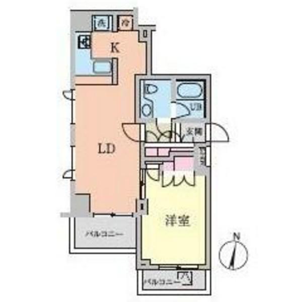 蒼映パーク原宿301号室
