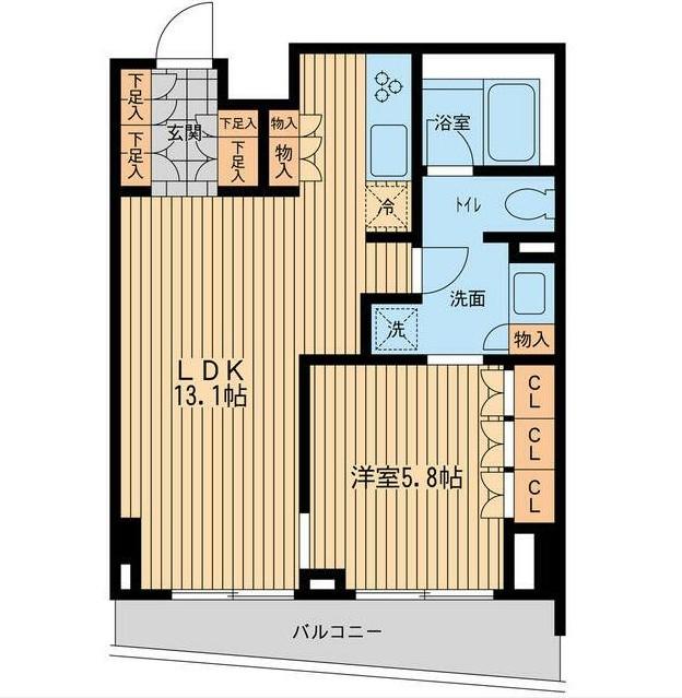 レジデンス代々木公園311号室