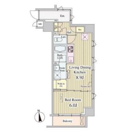 SK-ONE市ヶ谷304号室